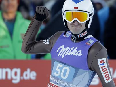 Kamil Stoch wygrał Turniej Czterech Skoczni! Piotr Żyła na drugim miejscu