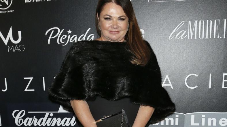 Była partnerka Tomasza Kammela pojawiła się wczoraj na pokazie Macieja Zienia i dosłownie oszałamiała wyglądem...