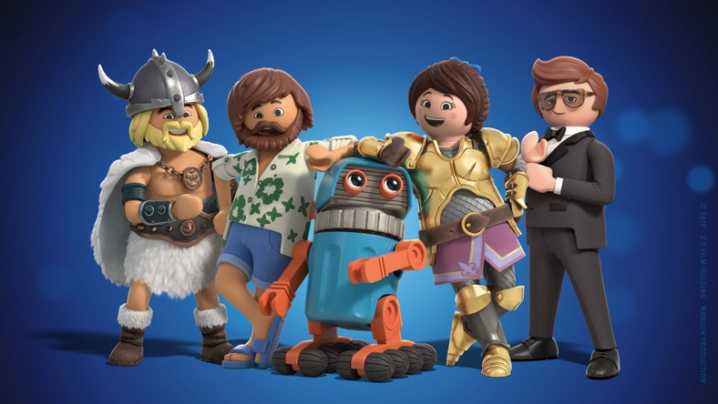 """Tak wyglądają bohaterowie """"Playmobil. Film"""""""
