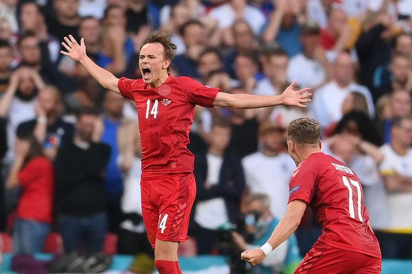 Młody pomocnik Sampdorii strzelił w trakcie mistrzostw Europy dwa piękne gole i zaliczył asystę.