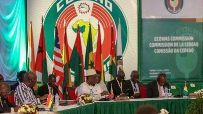 La CEDEAO suspend la Guinée de ses instances