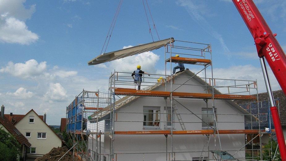 Polacy budują coraz mniejsze domy / fot. 2211438/pixabay.com