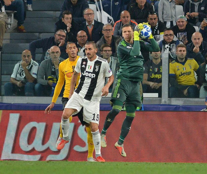 Juventus FC and BSC Young Boys Bern