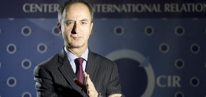 Janusz Reiter: Unia to nie tylko pieniądze, to także nasze bezpieczeństwo
