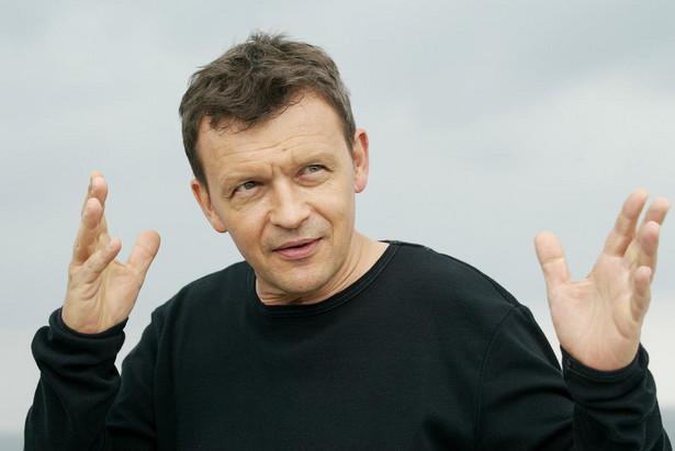 Jan Frycz. Fot. Jacek Herok/Newspix.pl