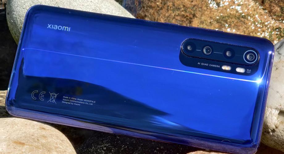 Xiaomi Mi Note 10 Lite Test: Schwergewicht-Schnäppchen