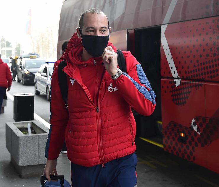 Milan Borjan, FK Crvena zvezda