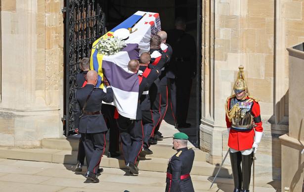 Uroczystości pogrzebowe księcia Filipa