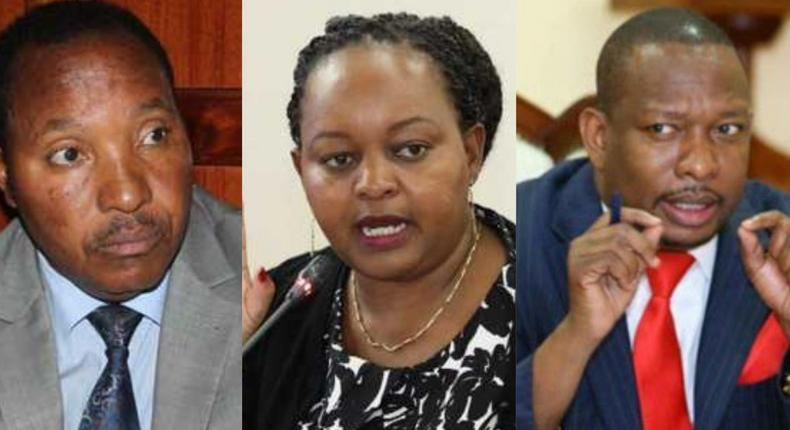 List of Kenyan Governors who have been impeached