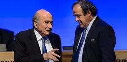 Platini tłumaczy się z przelewu od Blattera
