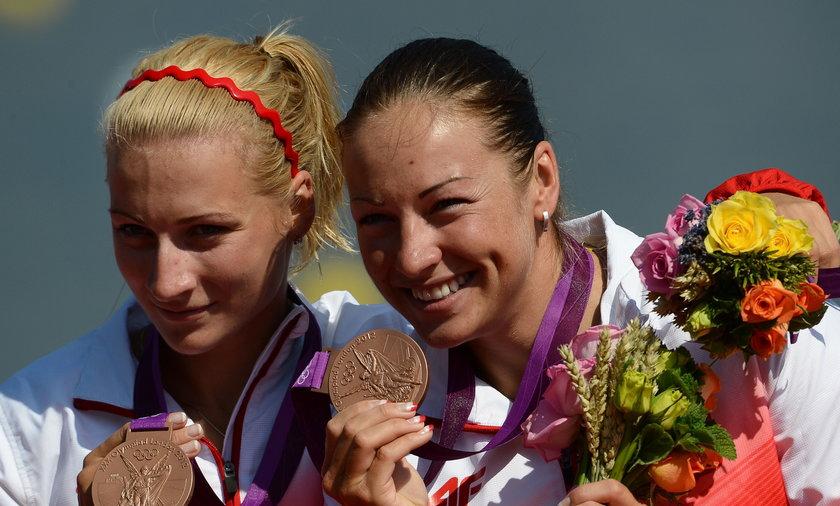 Naja i Mikołajczyk wywalczyły brąz