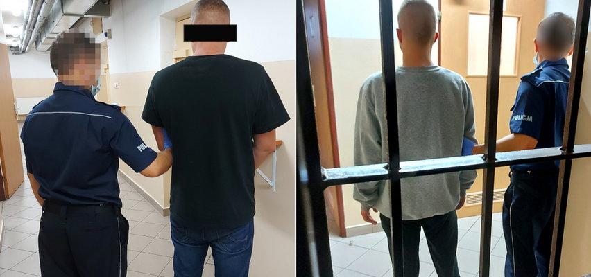Horror w Józefowie. Z tasakiem w dłoni grozili nastolatkowi, że odetną mu głowę. Był przypadkową ofiarą