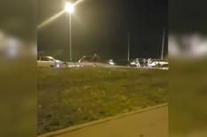 LEDI SE KRV U ŽILAMA Pijani vozač uleteo u masu ljudi u Novom Sadu, a onda se čuo JAK UDARAC (VIDEO)