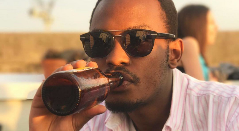Kabogo's son warns women about man using his name to ask for nudes