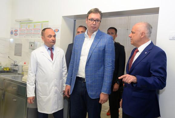 Studija o izvodljivosti daće detaljne odgovore o strukturi, neophodnim kapacitetima i potrebama dečje medicine u Srbiji, kaže dr Zoran Radojičić