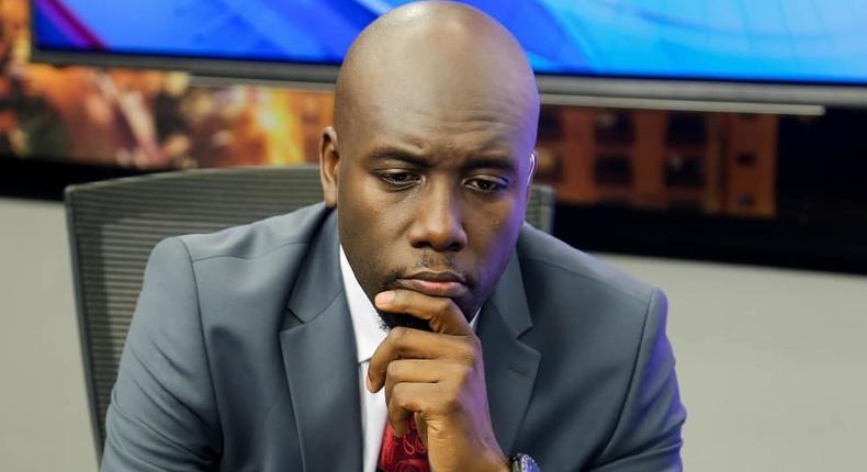 Ignore anything being posted – Dennis Okari says after his Facebook page gets hacked