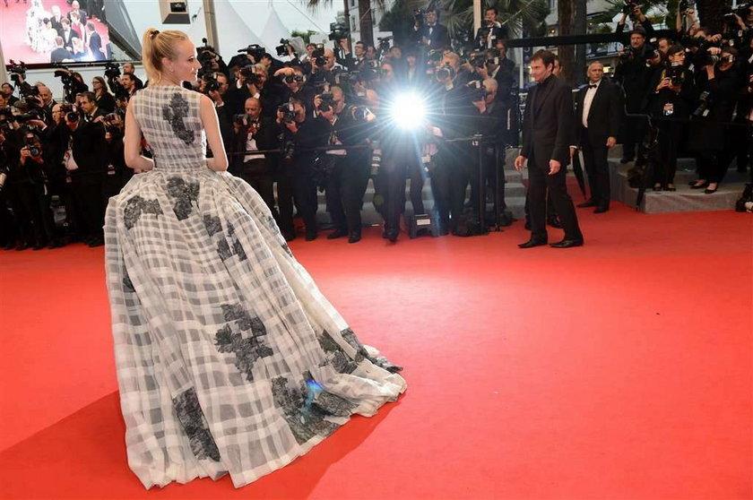 Diane Kruger gala zamknięcia Cannes 2012