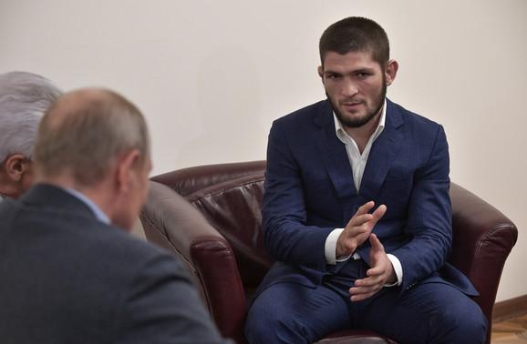 Putin i Habib razgovaraju o meču sa Poarijeom