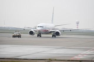 0110 wylądował w Warszawie. 'Piłsudskim' będą latały VIP-y