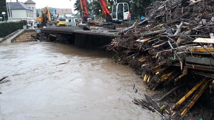 Srkapež nagomilao otpad uz konstrukciju mosta