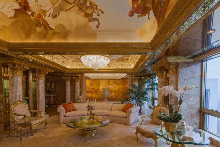 Rezydencja Donalda Trumpa w Nowym Jorku