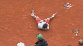 Skrót finału French Open