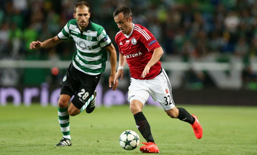 Piłkarze Sportingu zostali zaatakowani przez bandytów
