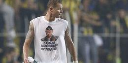 Za koszulkę z Putinem dostał ponad milion kary!