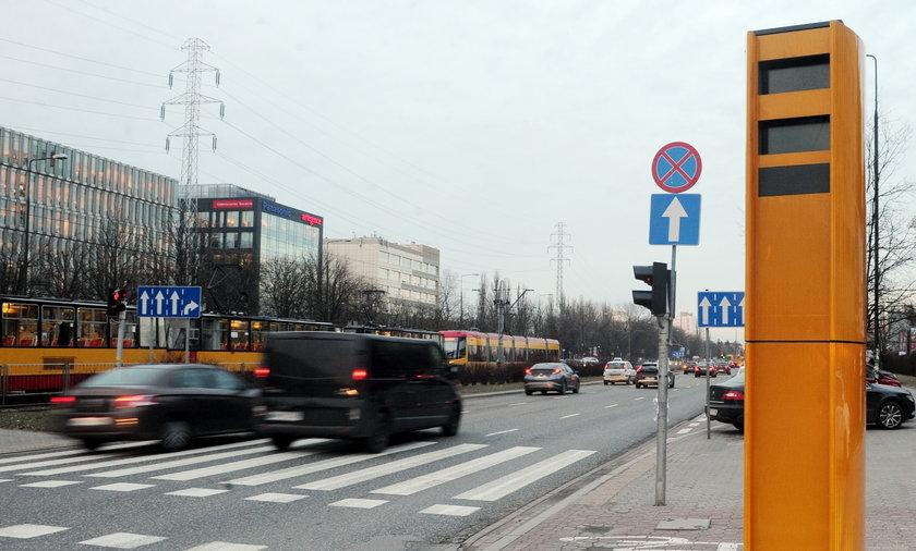 Prezes NIK: Straż Miejska nabijała statystyki fotoradarami