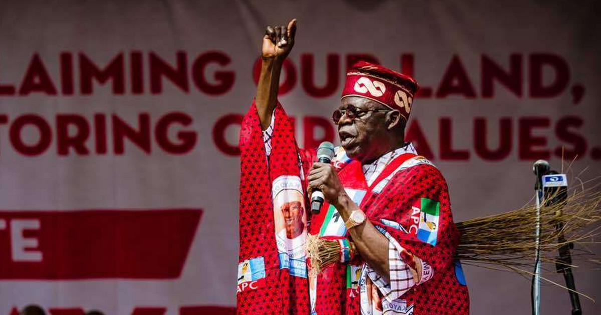 'Tinubu most qualified to succeed Buhari in 2023' - Pulse Nigeria