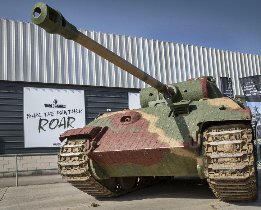 """Marzy mi się odtworzenie czołgu """"Mouse""""!"""