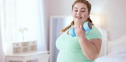 Jak schudnąć ćwicząc w domu?