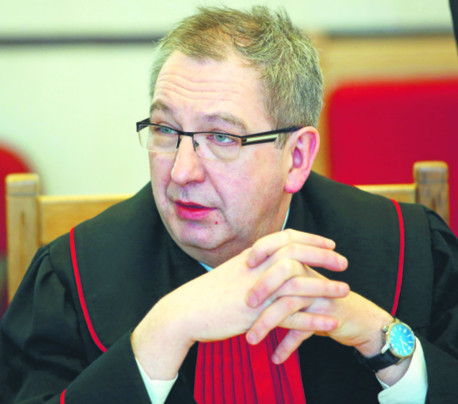 Robert Hernand, zastępca prokuratora generalnego