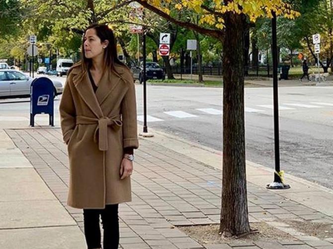 Ana Ivanović uvek bira elegantne kombinacije: Na ovoj se krije POSEBNO SEKSI DETALJ - da li možete da ga pronađete?