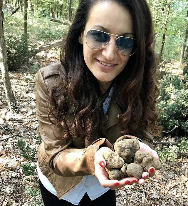 Ivana u šumi