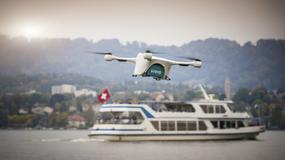 Mercedes-Benz pracuje nad dostawczymi dronami