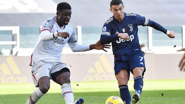 Cristiano Ronaldo i Musa Barrow