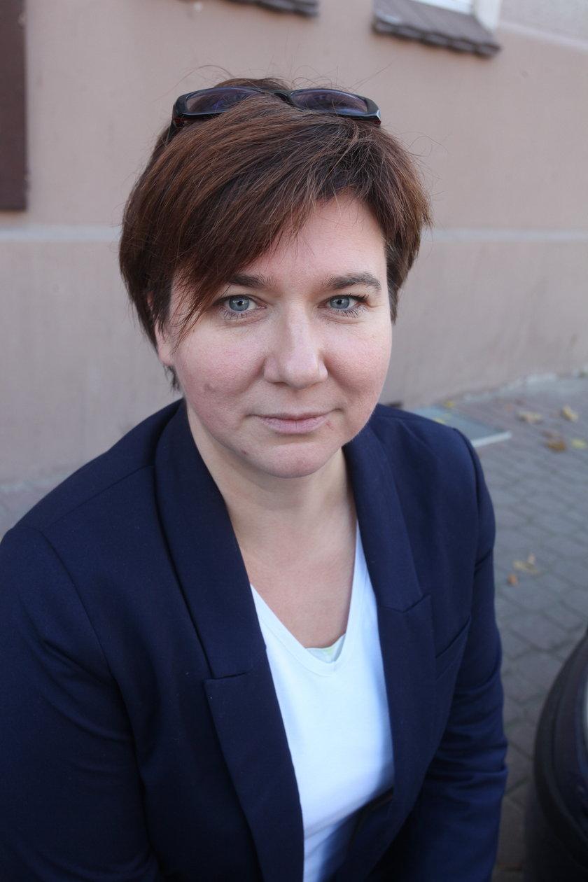Katarzyna Kaczmarek (42 l.) ZDiZ