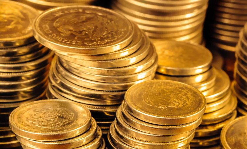 Oszustwo na złote monety