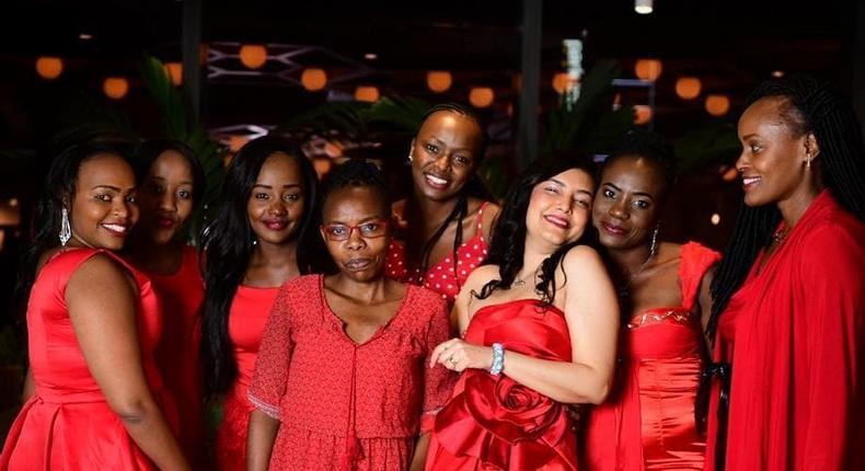 K24 News Anchor Anjlee Gadhvi throws an exquisite party as she turns a year older (Photos)