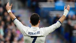 Cristiano Ronaldo musiał wracać do domu ambulansem
