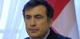 Saakaszwili zawstydził Obamę. Przyleciał na pogrzeb z USA