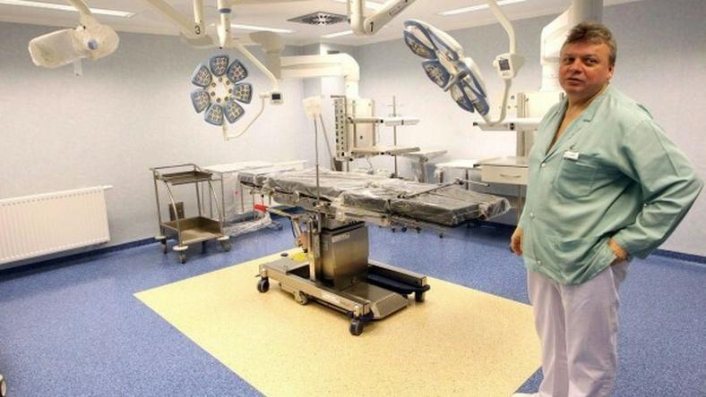 Szpital przy ul. Arkońskiej. Nowoczesne centrum zabiegowe już gotowe