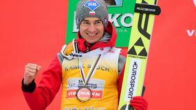 Kamil Stoch: to był sezon jak marzenie