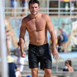 Scott Eastwood bez koszulki. Ciacho?