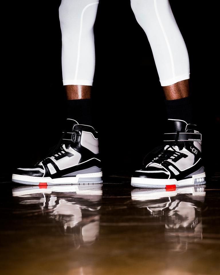 Virgil Abloh droppt Louis-Vuitton-Sneaker-Kollektion