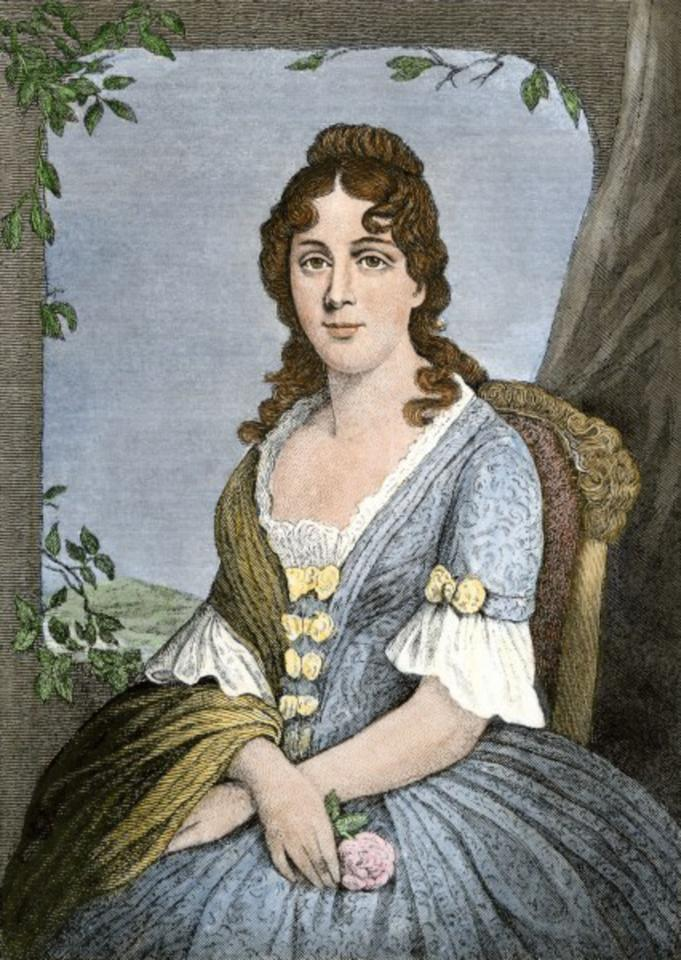 Martha Jefferson Randolph (z domu Jefferson)