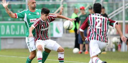 Legia zbroi sięprzed Ligą Mistrzów