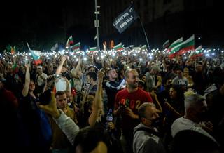 Drugi miesiąc protestów w Bułgarii: Oczy Europy szeroko zamknięte