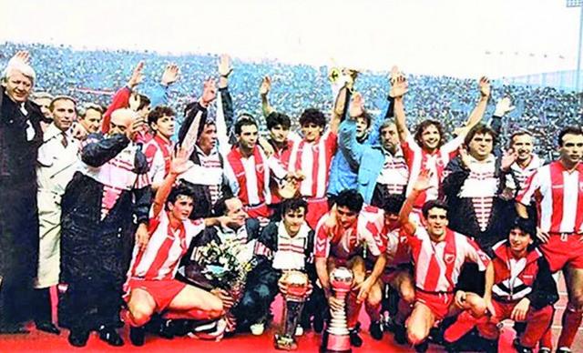 Crvena zvezda - prvak Evrope, Bari 1991.